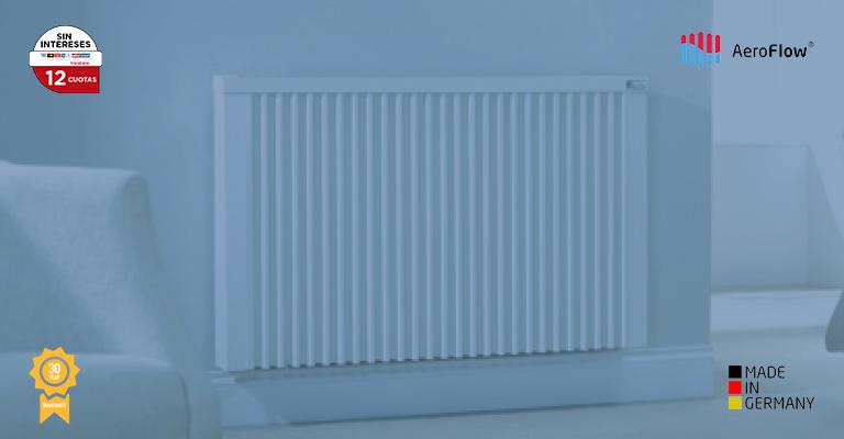"""Tecnología alemana con sistema """"smartheating"""""""