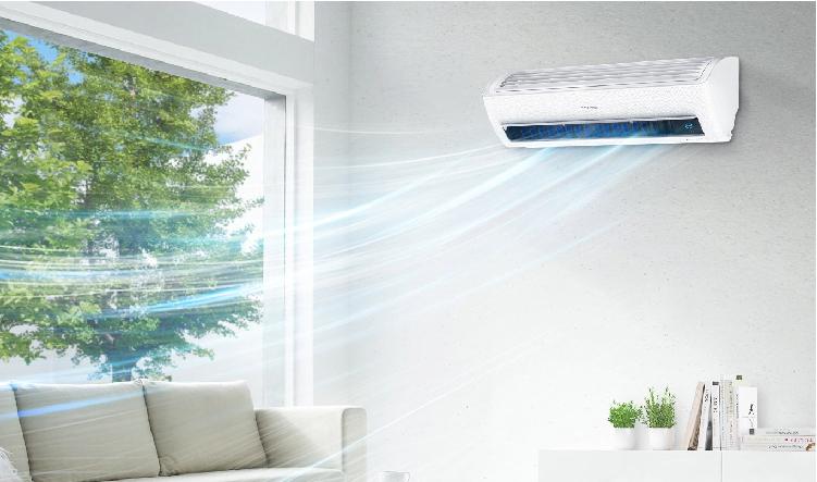 aire acondicionado split inverter