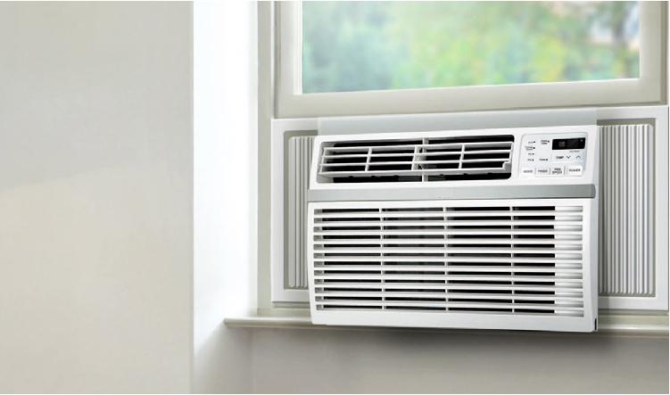 foto aire acondicionado tipo ventana